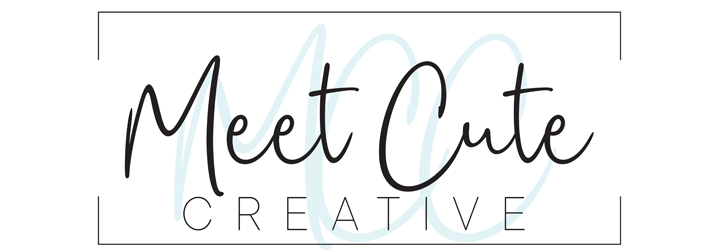 Meet Cute Creative Content Calendar
